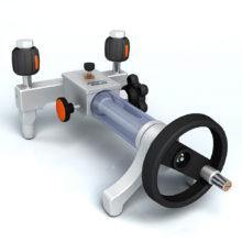 Hydraulický tlakový lis Additel 927