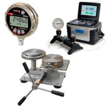 Kalibrátory tlaku