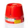 Štítky, siréna DB12, Eaton MEDC, IP66, IP67, 110 dB, vstupy M20, červena