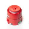 DB5 jiskrově bezpečná siréna EATON RTK (MEDC), Exia, 24Vdc, 103dB, červená, do zóny 0, 1, 2, shora, DB5B024NR, PX805002