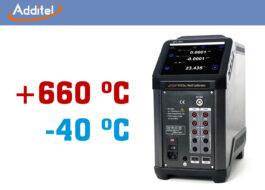 Automatizovaná suchá teplotní pícka ADT875