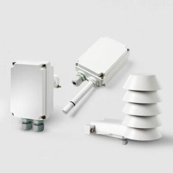 Převodníky teploty a relativní vlhkosti pro HVAC aplikace VAISALA HMDW110