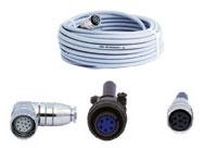 Kabely a konektory pro enkodéry