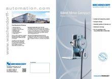 Tichý pohon – compact verze - Řemenové systémy WDGM