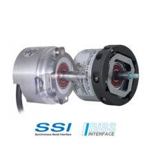 Rotační motor feedback systémy WDGF