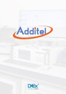 Katalog Additel ve formátu PDF