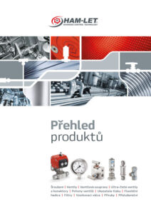 Přehled produktů Ham-Let ve formátu PDF