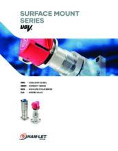 Surface Mount catalog - Ultračisté membránové ventily HAM-LET