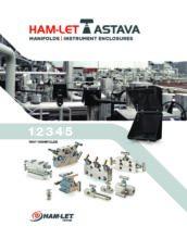 ASTAVA Manifolds catalog - Ventilové soupravy HAM-LET ASTAVA