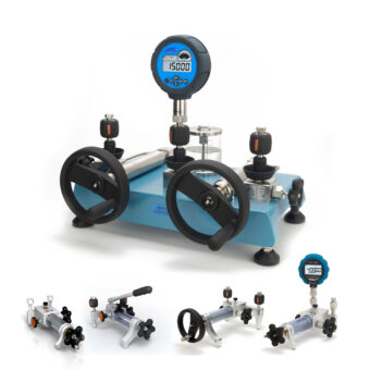 Hydraulické pumpy pro kalibraci Additel do 1000 bar