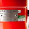 Nevýbušná siréna DB3B Eaton MEDC Exd 12-48 Vdc SIL1 122dB, certifikační štítek