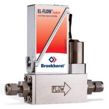 EL-FLOW Select, hmotnostní průtokoměr plynu