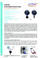 Additel 686 datasheet - Digitální referenční tlakoměr Additel 686