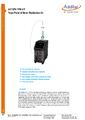 Datasheet trojný bod vody kalibrační pícka ADT878 - Kalibrační suché pícky Additel řady 878