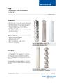 Katalogový list - Plovák BFT - Obtokový magnetický stavoznak BNA