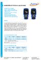 Datasheet Additel 209/210 - Ruční smyčkový kalibrátor Additel 209/210