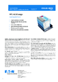 Katalog MTL4600 - MTL4600 – Galvanické oddělovače