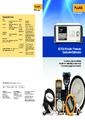 Datasheet Fluke 6270A - Modulární regulátor / kalibrátor tlaku 6270A