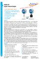 Datasheet Additel 681 - Digitální referenční tlakoměr Additel ADT681