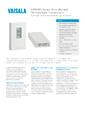 Katalogový list nástěnného převodníku teploty a vlhkosti HMW90 - Nástěnné převodníky teploty a vlhkosti řady HMW90