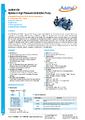 Datasheet Additel 938 - Hydraulické pumpy Additel do 1.000 bar