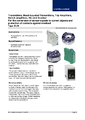Katalogový list - Elektronické příslušenství KSR - Elektronické příslušenství