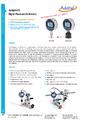 Additel 672 datasheet - Digitální kalibrátor tlaku Additel 672