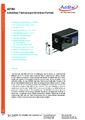 Kalibrátor vysokých teplot Additel 850-1200 datasheet - Kalibrátor termočlánků Additel 850-1200