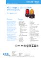 Katalogový list maják XB15 - Nevýbušný xenonový zábleskový maják XB15