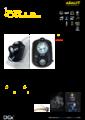 Katalogový list svítilny Alfa WL - Bezpečnostní nabíjecí přilbová svítilna Alfa WL