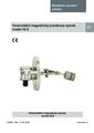 Manuál - Horizontální hladinový spínač HLS - Horizontální hladinový spínač