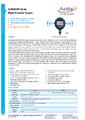 Datasheet Additel 680 - Digitální tlakoměr Additel ADT680/ADT680W