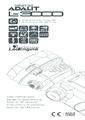 Návod k obsluze - Jiskrově bezpečná ruční LED svítilna L-3000