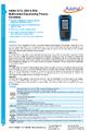 Datasheet Additel 221/222/223 - Kalibrátory Additel řady 220
