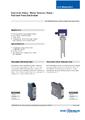 Katalogový list - Tyčové elektrody KSR - Tyčové elektrody