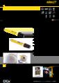 Katalogový list svítilny Adalit L-1 - Profesionální ruční svítilna Adalit L-1