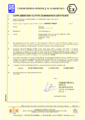 Certifikát ATEX - Ruční LED svítilna L-5R Plus / L-5 Plus