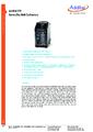 Datasheet suchá teplotní pícka Additel 875 - Provozní suché pícky Additel řady 875