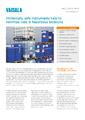 Poznámka k aplikaci - minimalizace rizik v prostředí s nebezpečím výbuchu - Jiskrově bezpečný převodník vlhkosti a teploty HMT370EX