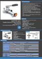 Manuál pumpy ADT914A - Pneumatické pumpy Additel řady ADT900