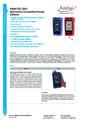 Datasheet Additel 226 - Multifunkční kalibrátory Additel 226/227