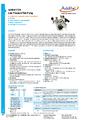 Datasheet pumpy ADT912A - Pneumatické pumpy Additel řady ADT900