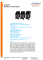 Datasheet kalibrační pícka ADT878 ADT - Kalibrační suché pícky Additel řady 878