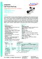 Datasheet pumpy ADT901A - Pneumatické pumpy Additel řady ADT900