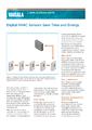 Aplikační poznámka - Digitální HVAC senzory šetří čas i energii - Nástěnné převodníky teploty a vlhkosti řady HMW90