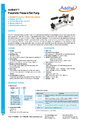 Datasheet pumpy ADT917 - Pneumatické pumpy Additel řady ADT900