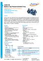 Datasheet Additel 936 - Hydraulické pumpy Additel do 1.000 bar
