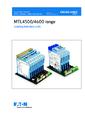 Návod k instalaci MTL4500, 4600 - MTL4500 – Oddělovače Ex ia