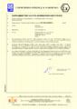 Certifikát ATEX - Bezpečnostní nabíjecí přilbová svítilna Alfa WL
