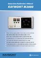 Prospekt Kaymont M2000 - Generátor/kalibrátor vlhkosti Kaymont M2000